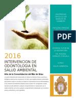 Salud Ambiental 2016