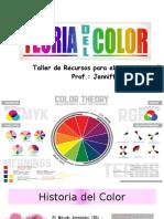 Teorìa Del Color