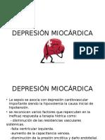 Depresión Miocárdica 1.Pptx2