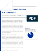 The CIOs Challenging Crossroads