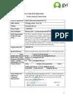 CRAFT Intiative, Technical PACAM Proposal.