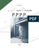 Cuatro Ciencias Desconocidas P.P.P.P.