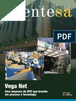 Especial VegaNet - Parte Integrante da Revista ClienteSA - Edição 93 - Maio 10