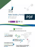 Redes Sociales y Participacion Urna