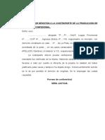 Caducidad Prueba Confesional1