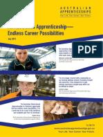 an australian apprenticeship-endless career possibilitie