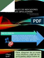 Banco Publico de Indicadores Ambientales (BPIA)