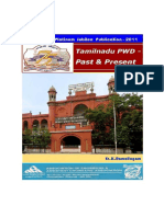 Tamilnadu PWD Past & Present