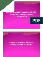 CURSO DE ACONSELHAMENTO CRISTÃO