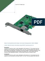 SinoV-TE110E-B 1 E1 Asterisk Card for 2U Classis High