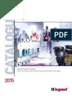 Legrand Catalogue 2015 0315