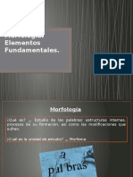 Niveles Lengua-Morfología