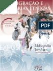 Tese Mestrado Leonor Tavares - Imigração e Minorias - Bibliografia temática