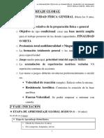 La Preparación Física en La Formación de Jugadores de Balonmano. Jesús Rivilla