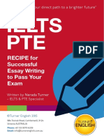 e Book Recipe for Successful Essay Writing Te