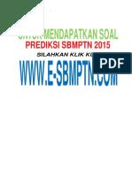 Soal Sbmptn 2014 Tkd Saintek 502 Dan Kunci Jawaban