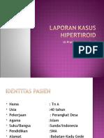 LAPkas  hipertiroid PPT