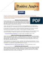 Positive Real Estate News - Vol 3, Issue 6 - May 27, 2010