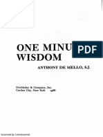 Mello One Minute Wisdom Extracts