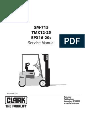 SM-715 | Truck | Steering