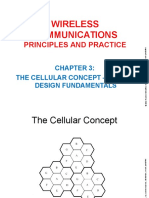 Unit III Cellular Concept and System Design Concepts
