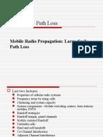 Unit IV Mobile Radio Propagation