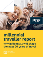 Expedia Millennial Traveller Report