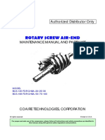 Rotary Screw AIREND Manual 2003