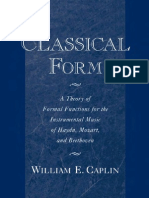 Musical Forms