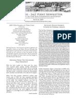 Winter 2009 Fort Ross Interpretive Association Newsletter