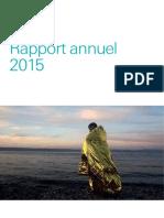 Le Rapport annuel 2015 de l'UIP