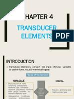 Chapter 4 Transducer Elements