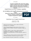Joseph Patrick Payne, Sr. v. J.D. Netherland, Warden, Mecklenburg Correctional Center Edward W. Murray, Director Mary Sue Terry, Attorney General Commonwealth of Virginia, 94 F.3d 642, 4th Cir. (1996)