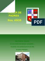 Taller para padres de 5to año de Primaria | 27 de mayo de 2010 | Colegio Sagrada Familia