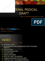 Lateral Pedical Graft Perio
