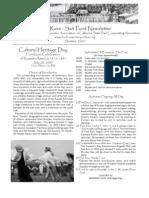 Summer 2007 Fort Ross Interpretive Association Newsletter