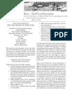 Winter 2006 - 2007 Fort Ross Interpretive Association Newsletter