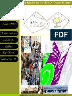 Revista Estudiantes Valles de Gata Nº 0