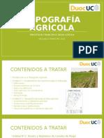 Topografía Agrícola-clase 1