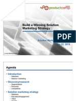 Build a Winning Solution Marketing Strategy