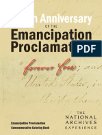 emancipation proclamation 150 yrs national archives