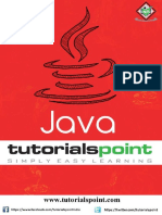 Java Tutorial no shortcut