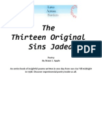 The Thirteen Original Sins Jaded-By-Shaun Jason Apple-2007