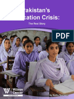 Pakistan s Education Crisis the Real Story 2