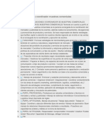Manual de Funciones Coordinador Muestras Comerciales