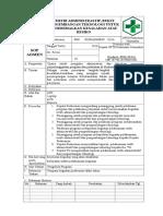 1.2.5.10.3 SOP Tertib Administrasi,Bukti Pengembangan Teknologi Untuk Meminimalakan Kesalahan Atau Resiko