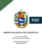 Himno de Venezuela