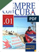 Nº 1 Revista Siempre Con Cuba