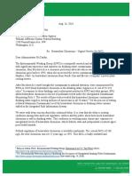 Brockovich EPA Letter