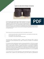 Criterio Ingenieril Para La Selección Del Tipo de Mezcla Asfáltica